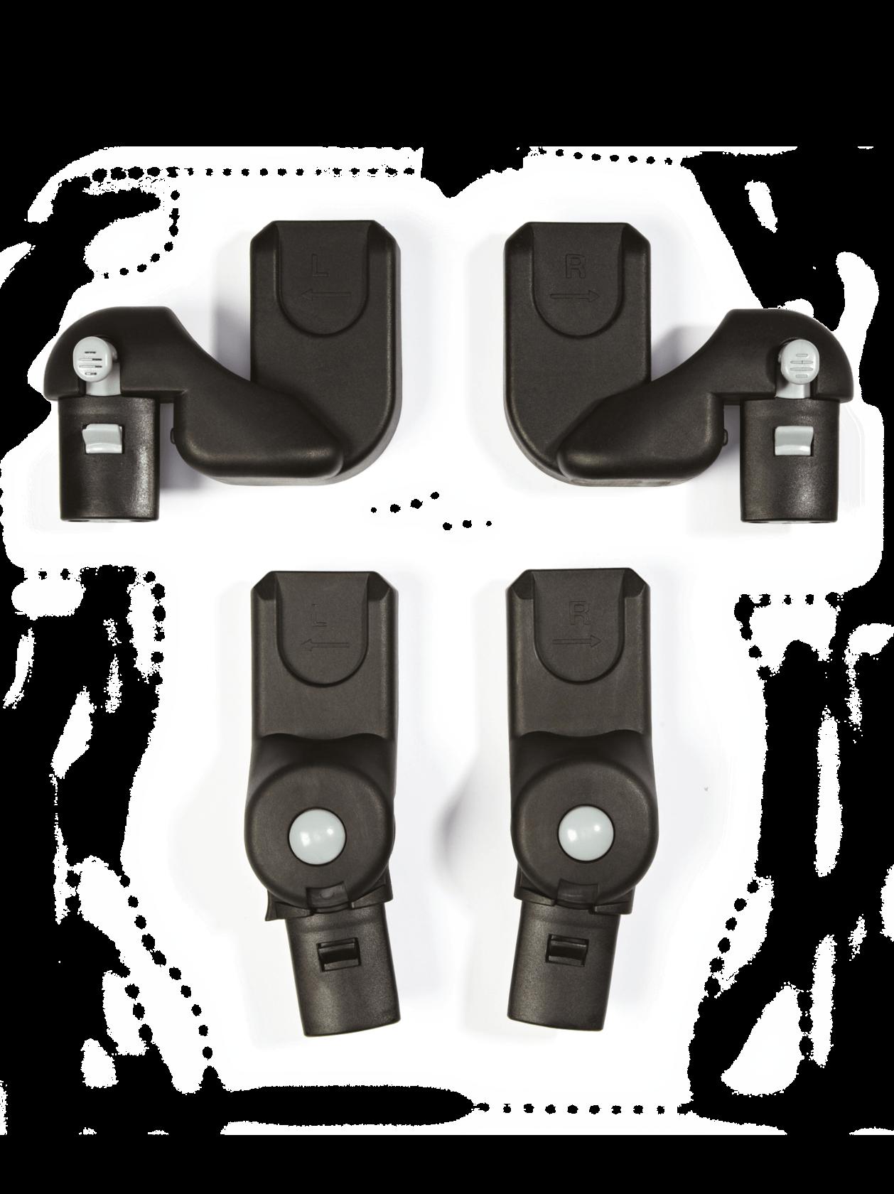 Apple 2 Pear Main Car Seat Adaptors