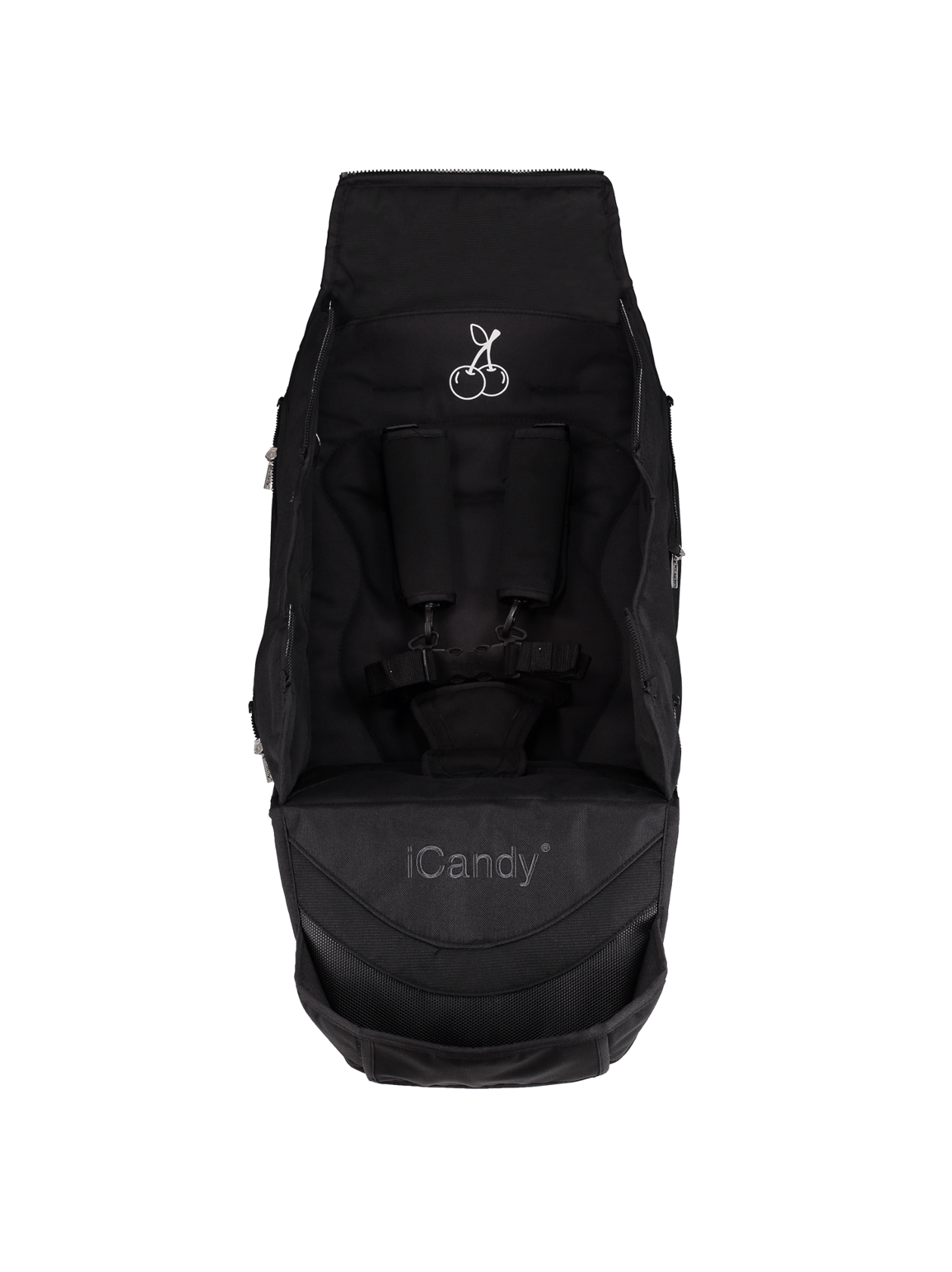 Cherry Seat Unit Fabric Black