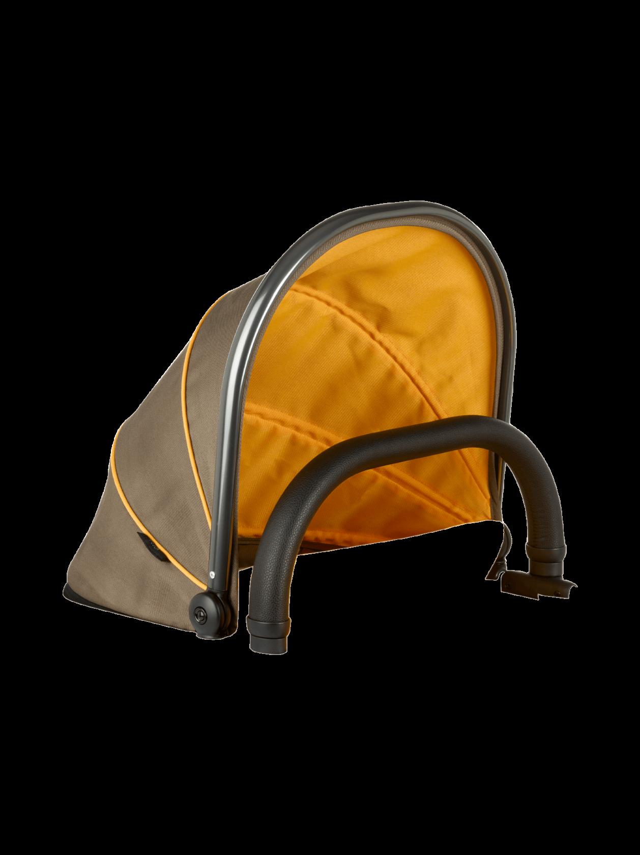 Peach Main Carrycot Honeybomb Companion
