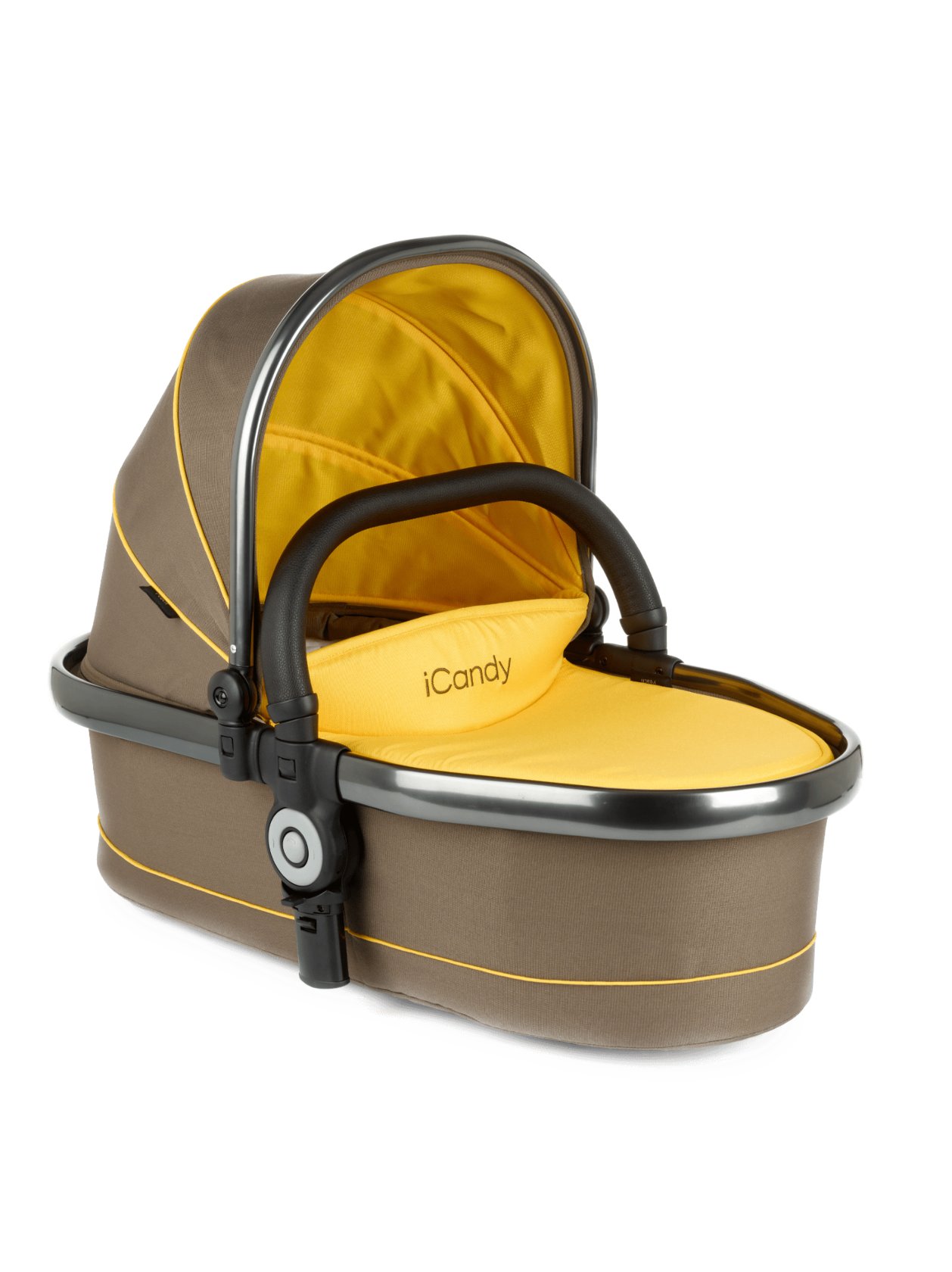 Peach Twin Carrycot Honeycomb