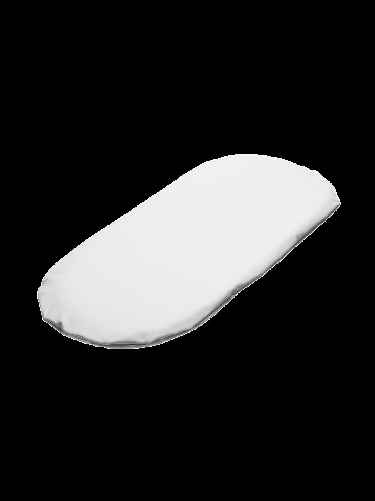 Cherry Carrycot Mattress White