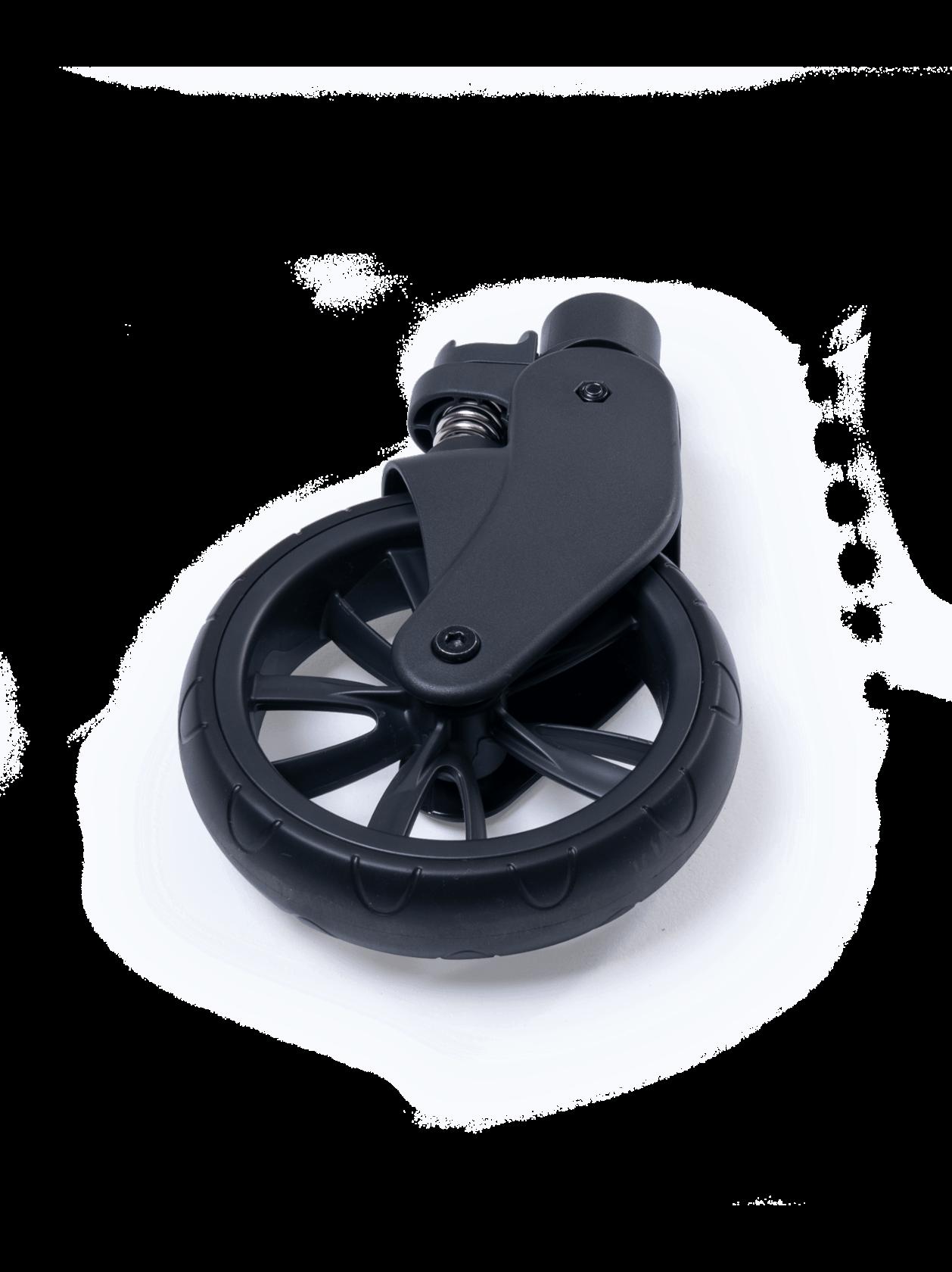Lime 2020 Front Wheel & Fork (L)