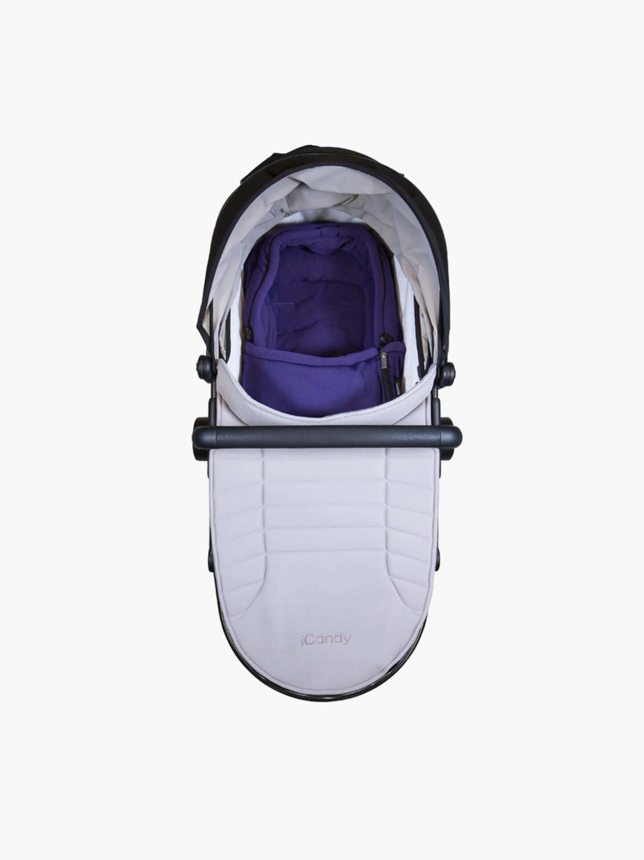 Newborn Pod for iCandy Peach Main Carrycot - Wisteria
