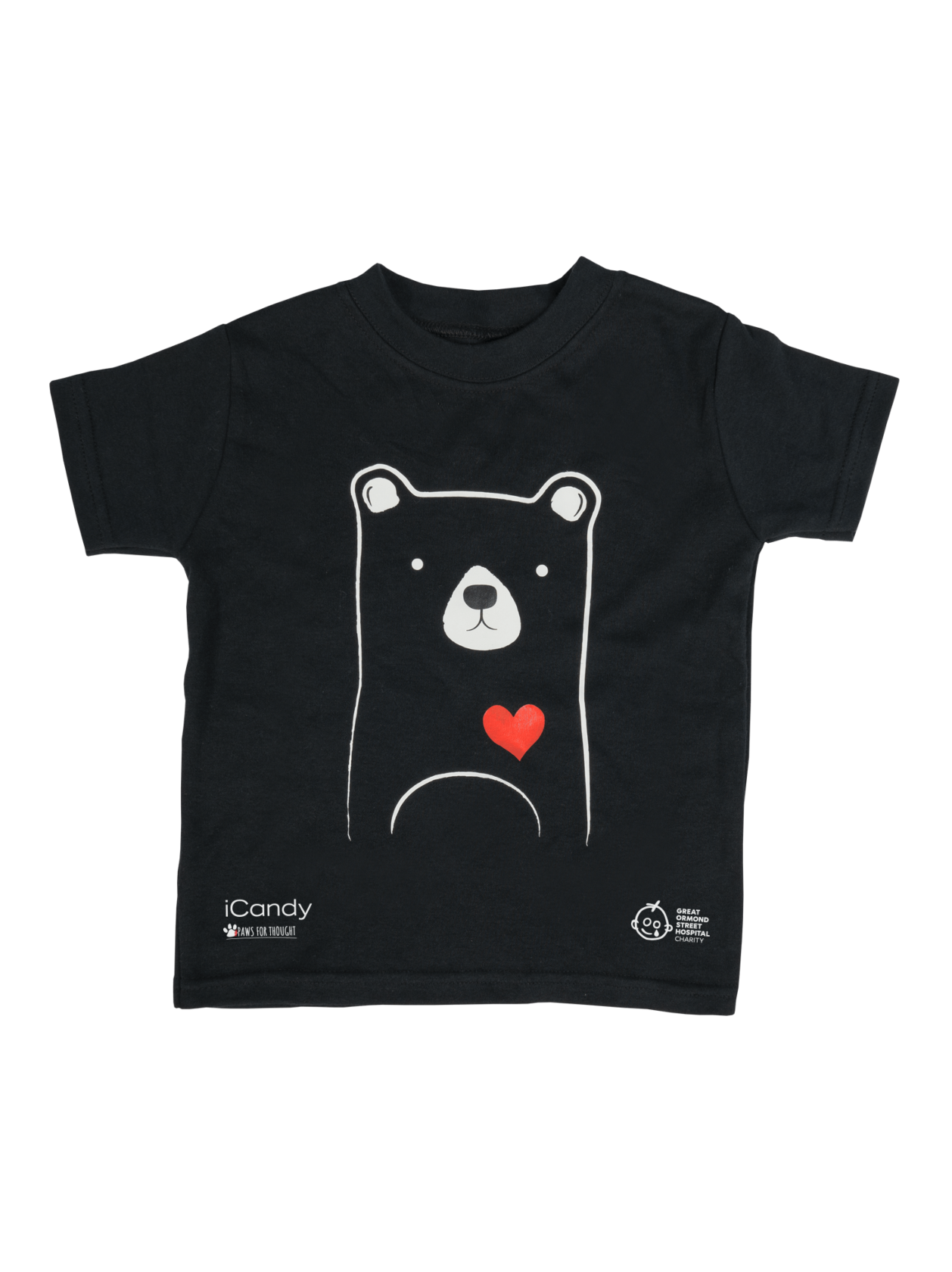 Paws for Thought - Toddler T-Shirt