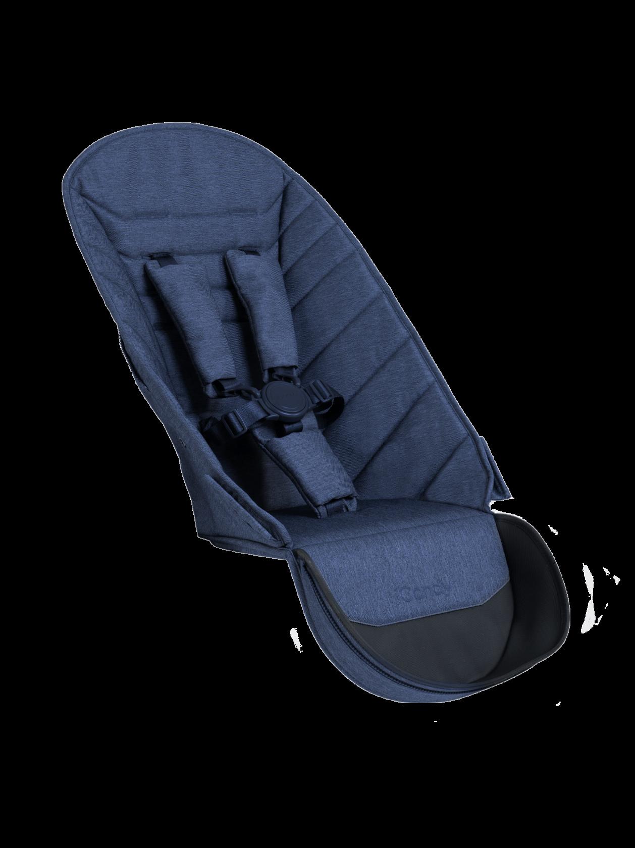 Peach 2nd Seat Fabric