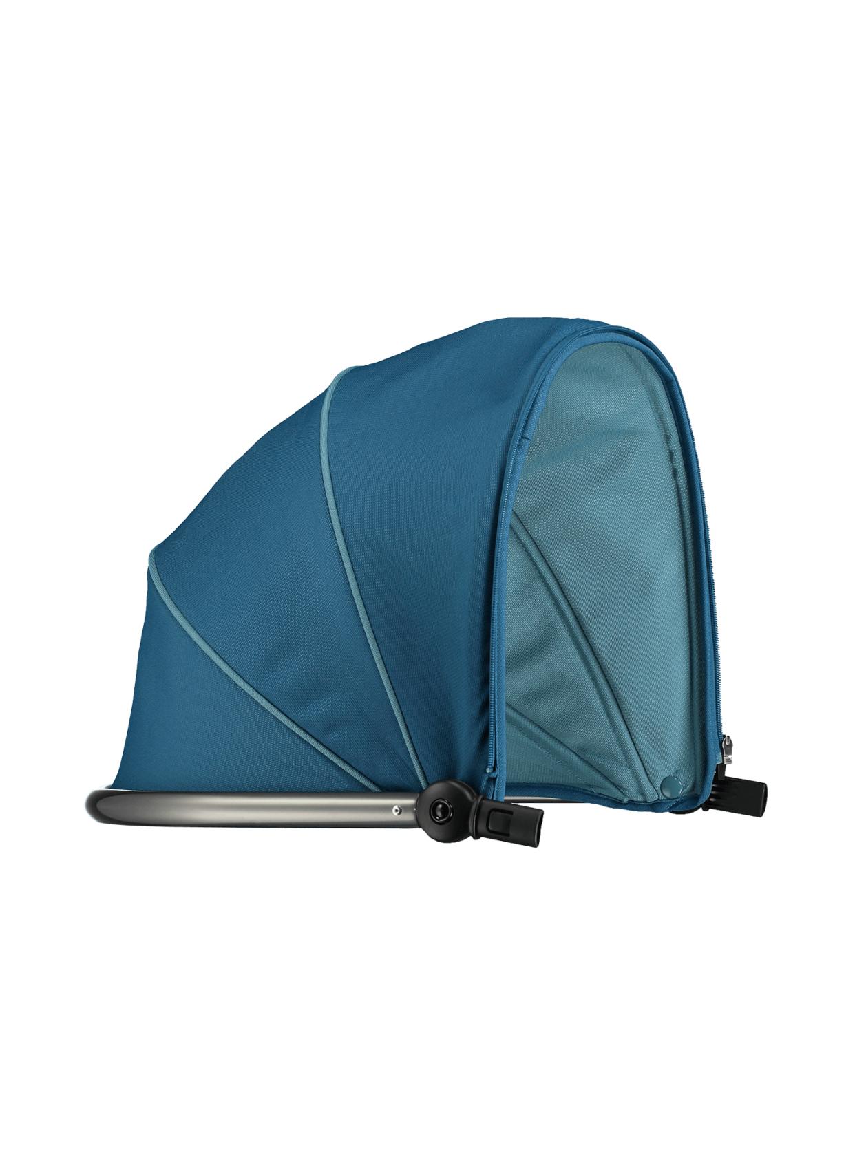 Peach Main Seat/Carrycot Hood - Peacock