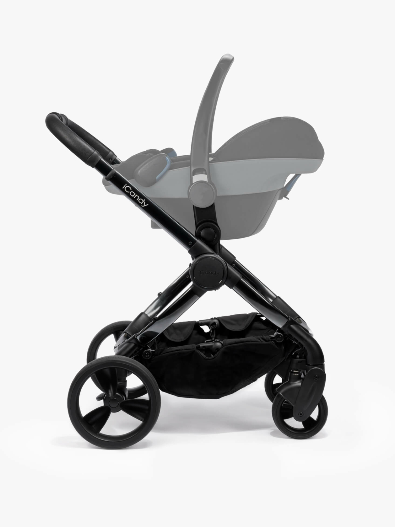 Peach Pushchair and Carrycot - Spring Deal