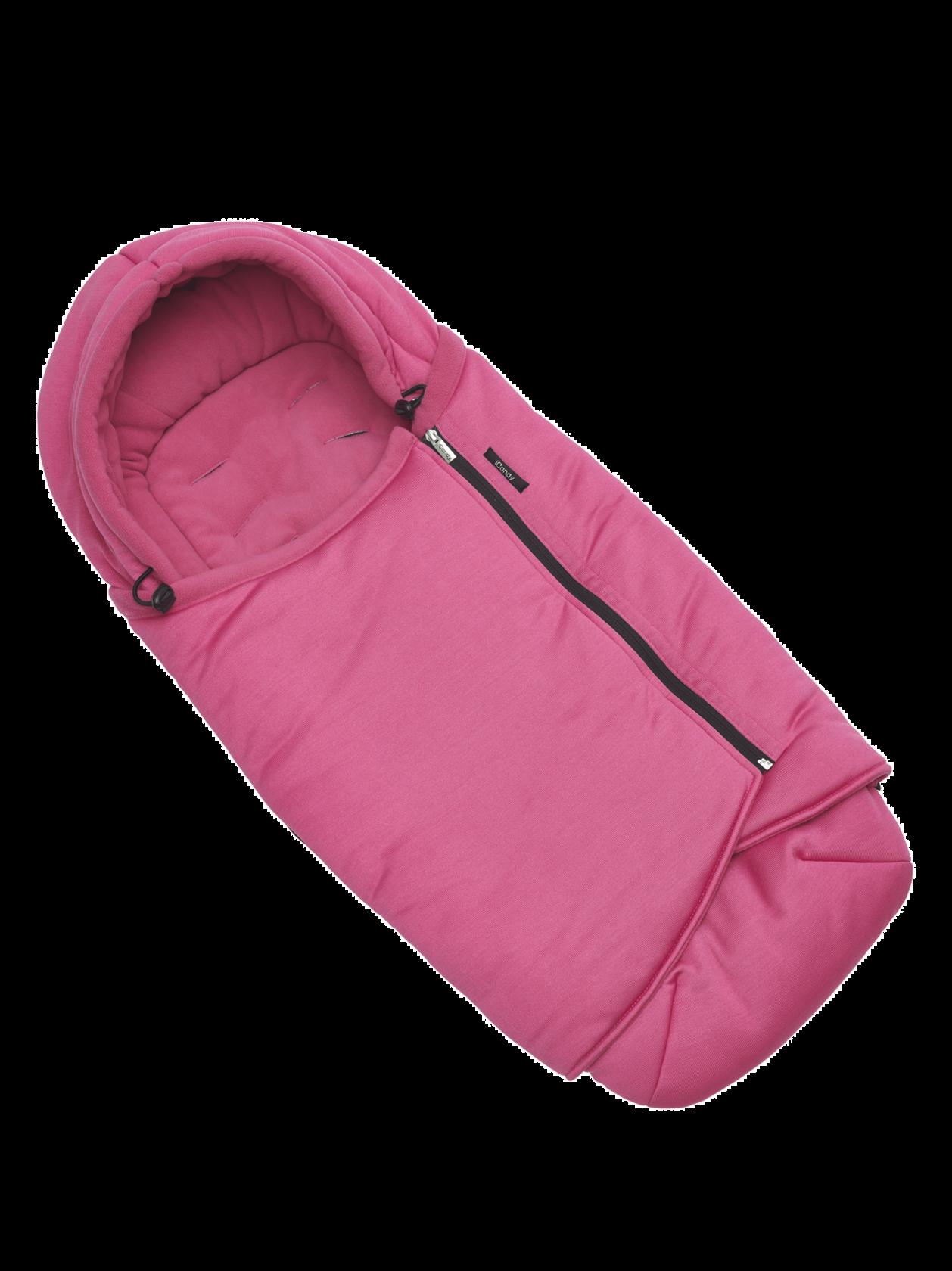 Newborn Pod for iCandy Peach Main Carrycot - Fuchsia