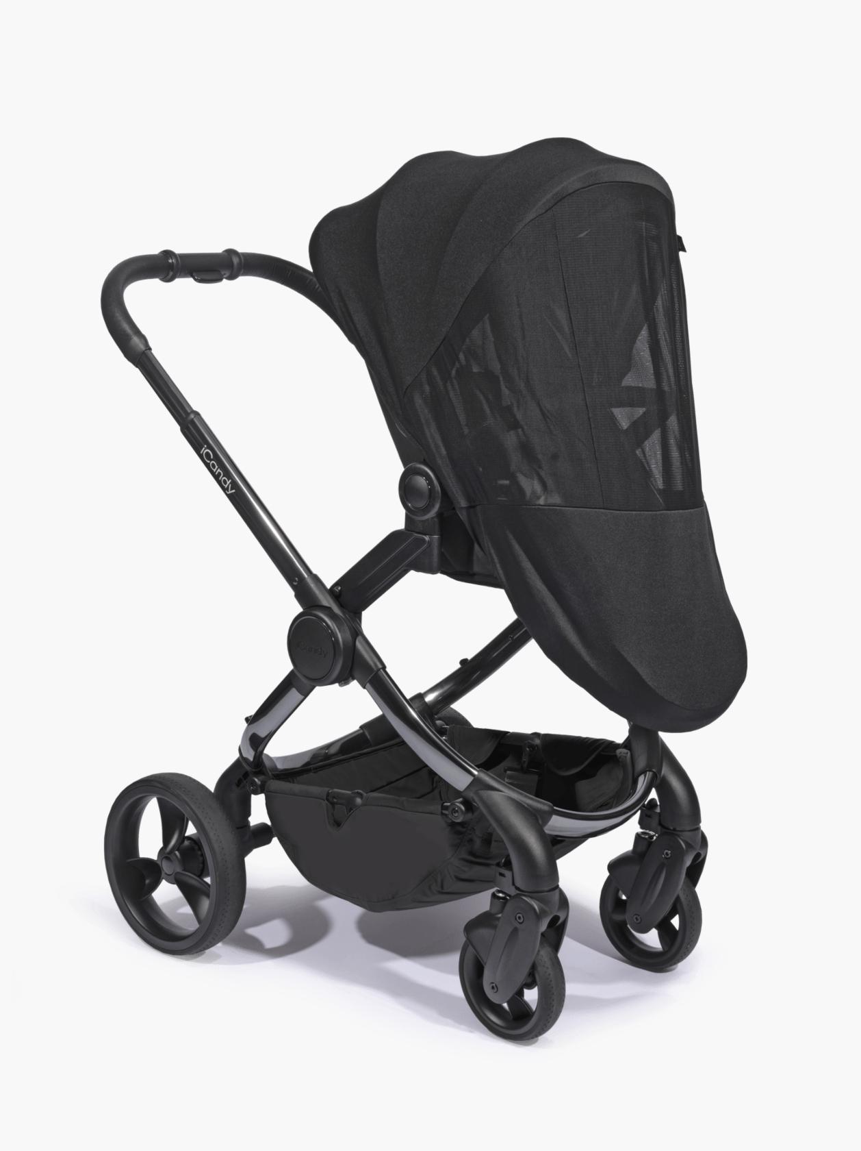 Cerium Pushchair and Carrycot - Complete Bundle