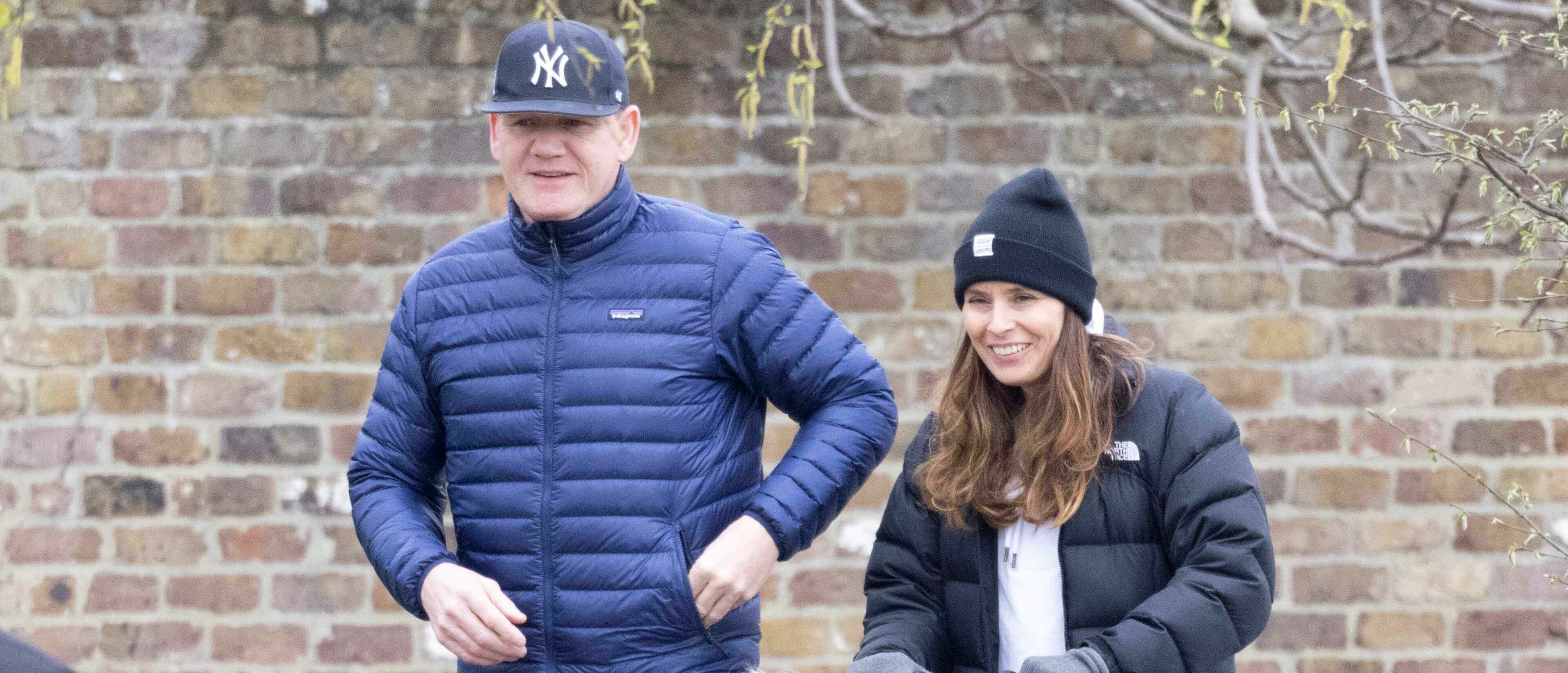 SPOTTED: Chef Gordon Ramsay & Family enjoy day out with the iCandy Peach All-Terrain