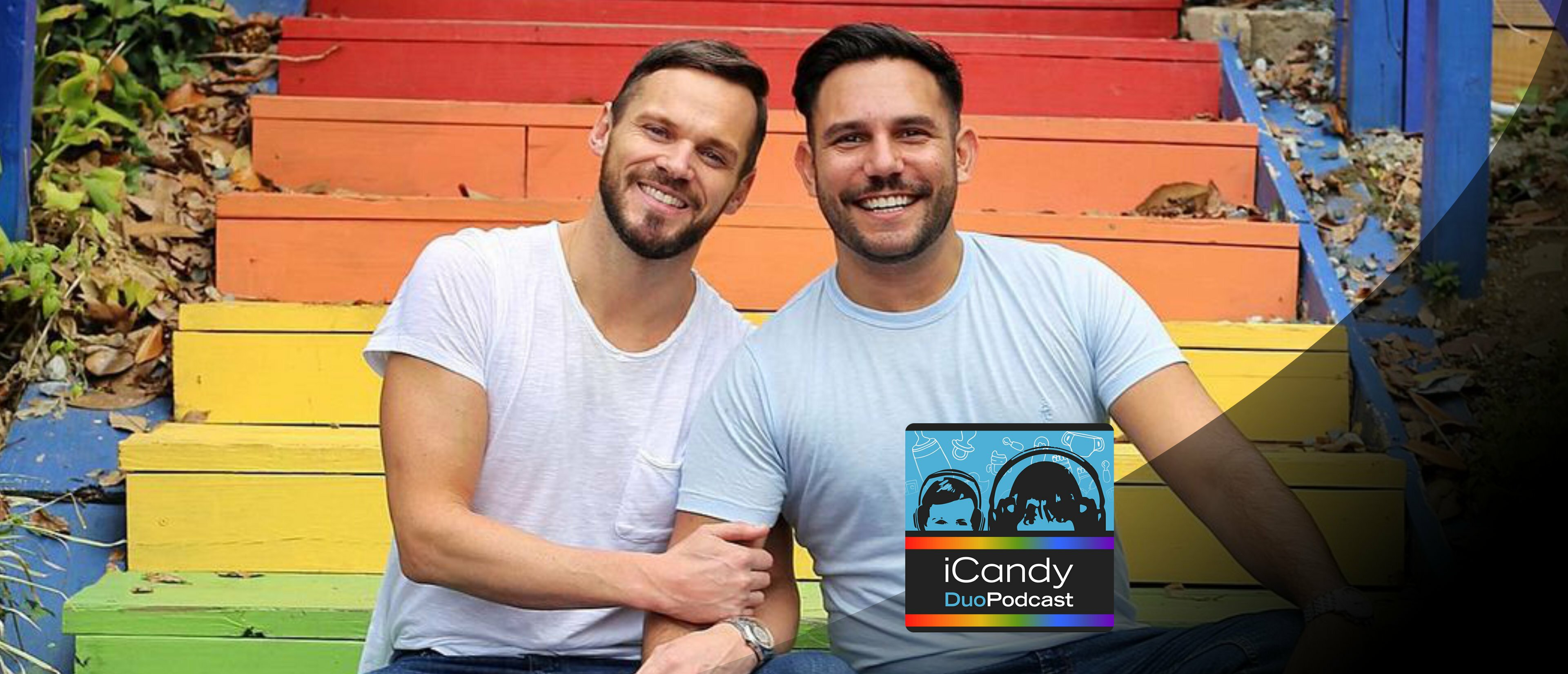 The iCandy Duo Podcast - The Travelling Gays