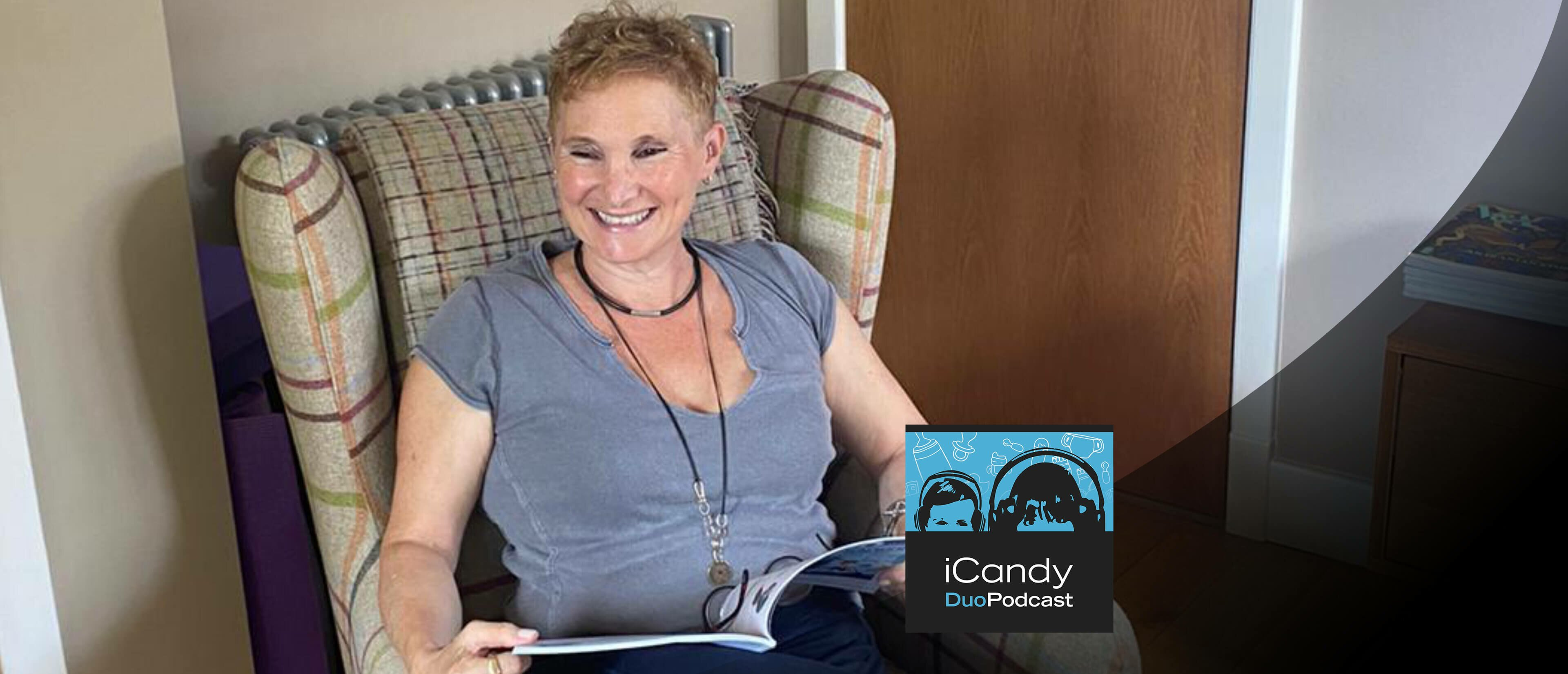 iCandy Duo Podcast - Tracey Green
