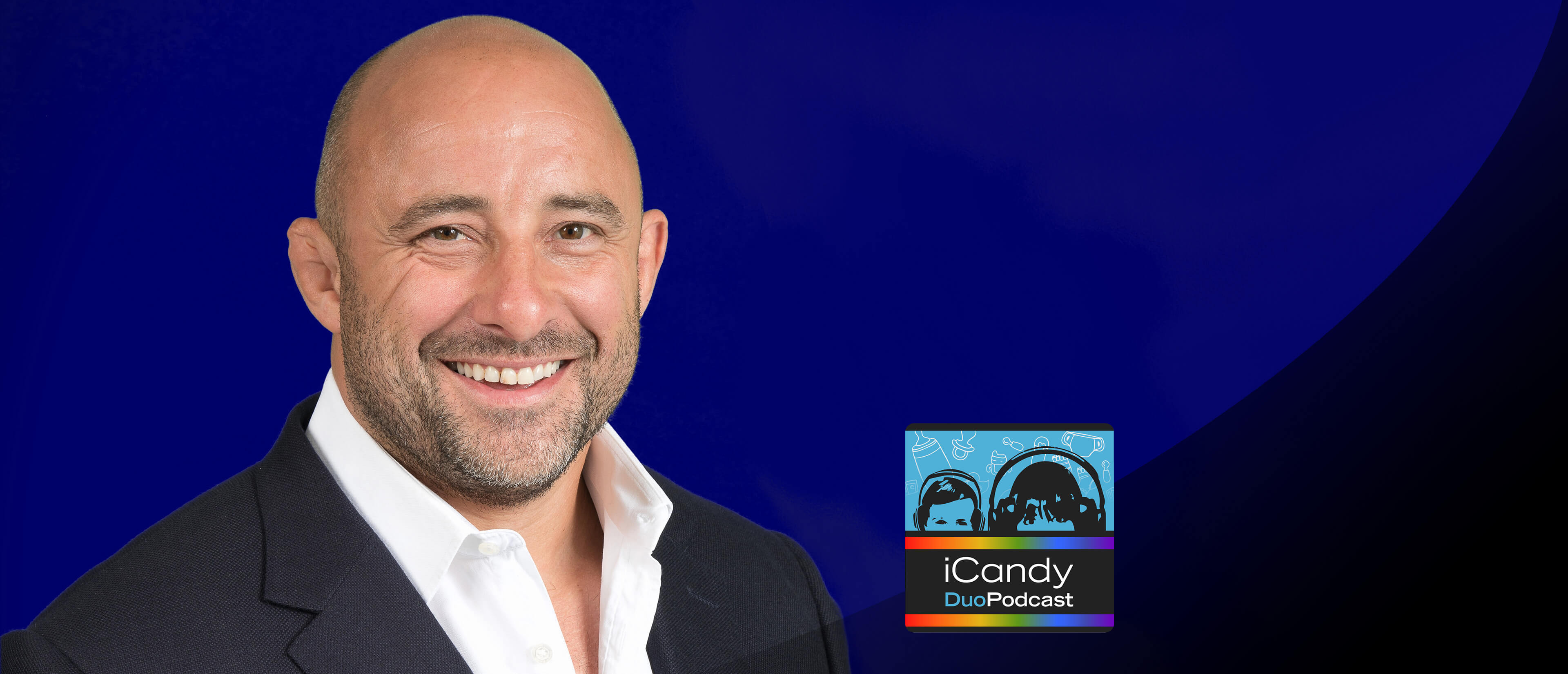 iCandy Duo Podcast - David Flatman