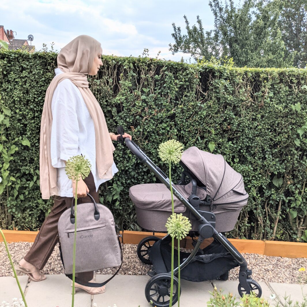 iCandy Lime Pushchair & Carrycot